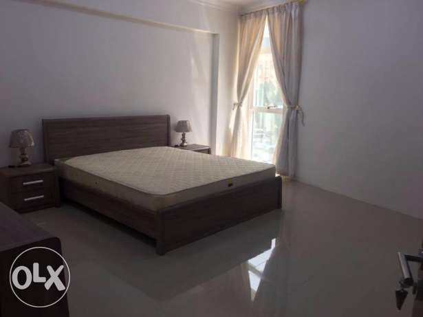 1BHK - Furnished Apartment for Rent -BINMAHMOUD