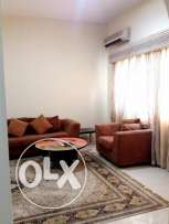 include w & e ..fully furnished 1 bhk apartment in bin omran