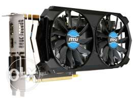 MSI GTX 970 ARMOR Overclocked Edition 4GB VR READY!