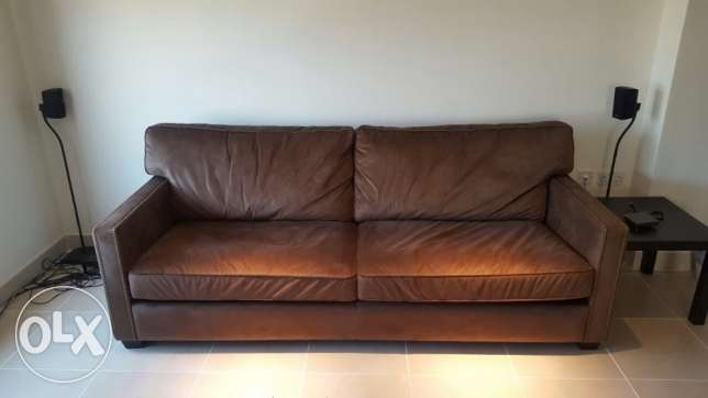 6-month old sofa for sale