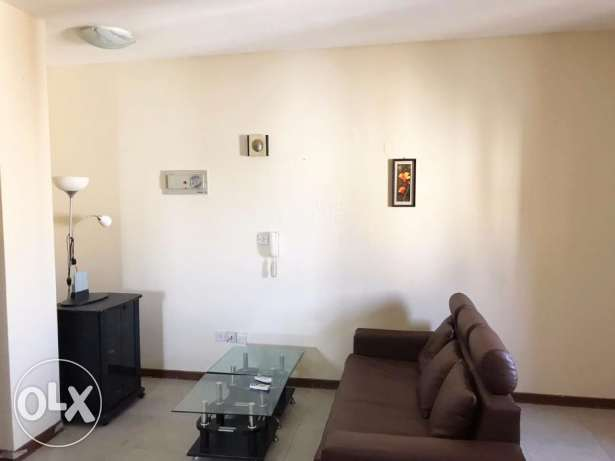 Fully-furnished 1-Bedroom Flat in Umm Ghuwailina