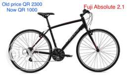 FUJI ABSOLUTE 2.1 highest quality bikes worldwide (brand new)