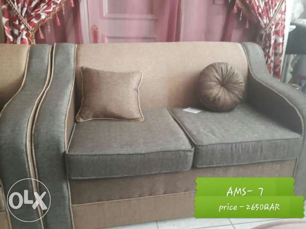 American model sofa set 7 sit