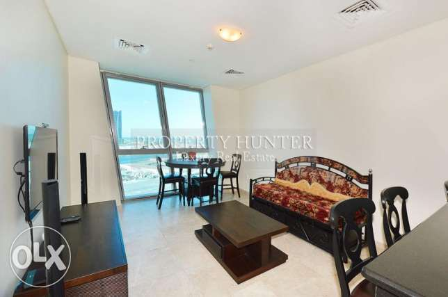Low Priced Home with Lusail & Sea View