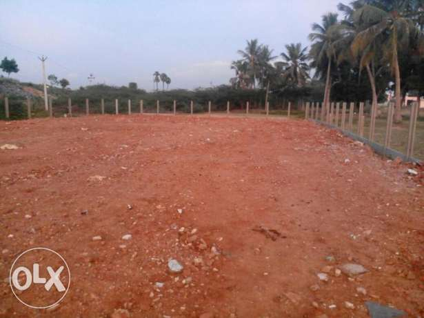 Residential & Commercial Plot Sell At Trichy City السوق -  1