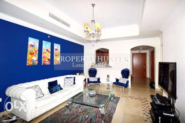 Marina & Sea view Elegant 2 Bed Residence