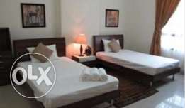 HTTC2 - 1 bedroom fully furnished apartment plus gym