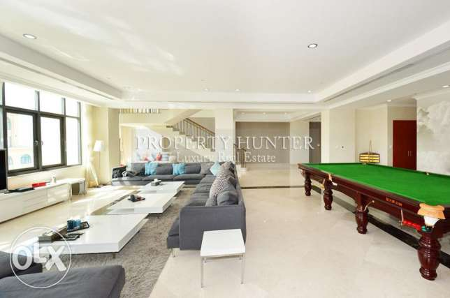 Ecstatic 4+M Penthouse with Marina view