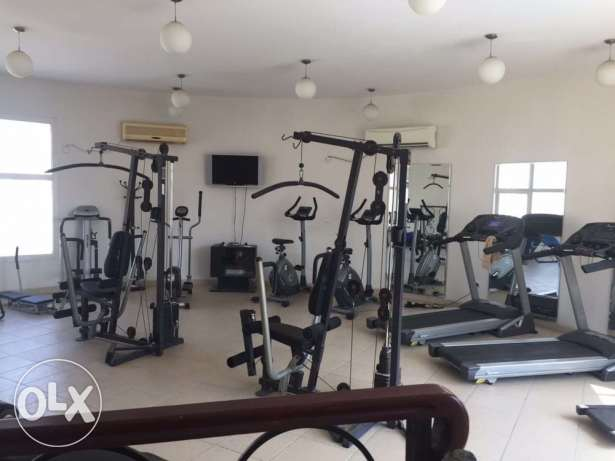 Unfurnished 3-BR in Old Airport-Gym-Pool+Maidsroom in Compound المطار القديم -  3