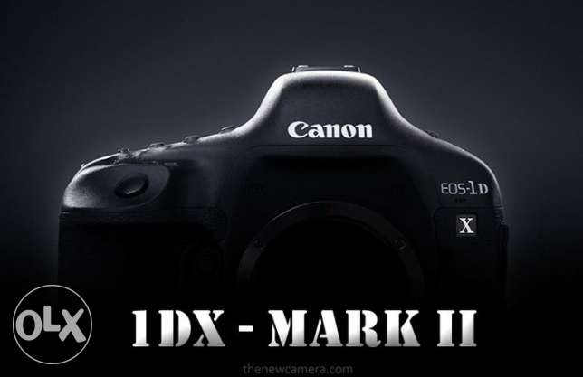 Canon EOS-1D X Mark II Digital SLR
