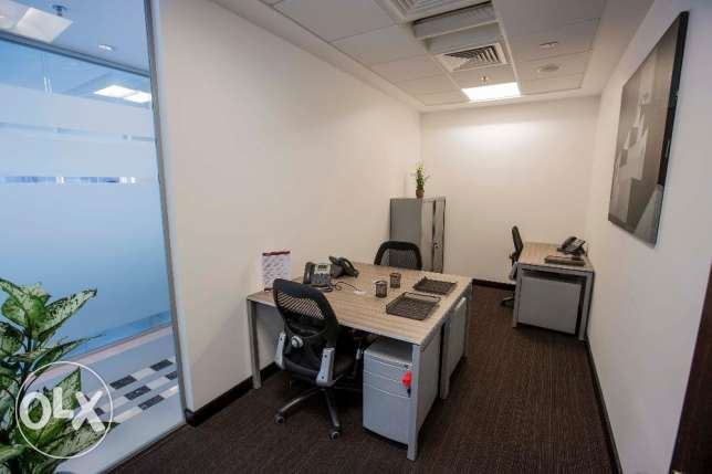 Fully serviced offices close to Corniche