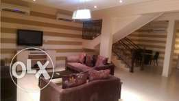 fully furnished compound villa 4BHK in abo hamour
