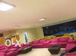 AdV5.ABU HAMOUR,03BHK Semi furnished Villa