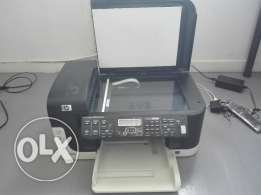 Hp 6500 office jet wireless printer