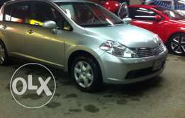 Tiida 2008 hatchback for sale