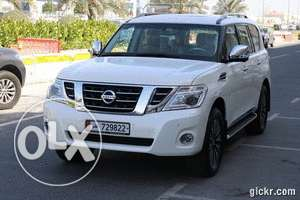 Brand New Nissan - Patrol Platinum Model 2017