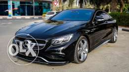 Mercedes-Benz S 63 AMG Coupe 4 Matic