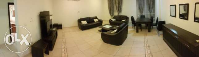 For Rent a Fully Furnished 4bhk Flat in Bin Mahmoud فريج بن محمود -  3