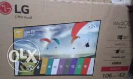 Brand New LG SMART 42 inch 3D TV