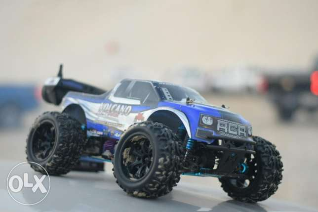 RC Car-Redcat volcano