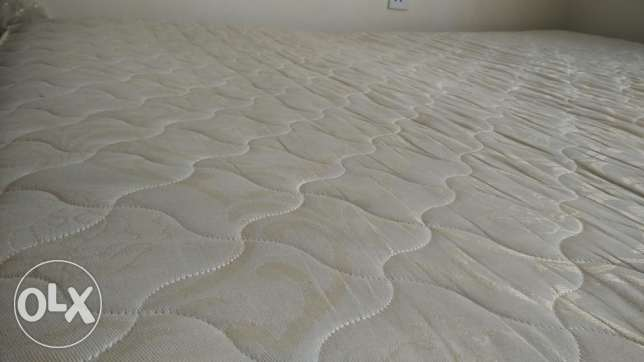 King Size Branded Mattress - Excellent condition