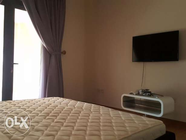 Gorgeous 1br fully furnished + month free الؤلؤة -قطر -  8