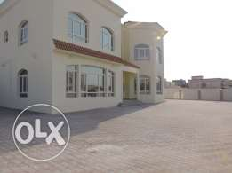 Spacious semi commercial villa in Ain Khalid for rent