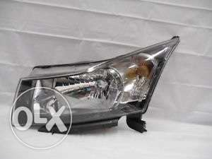 Cruze original headlights with LED & rearlights