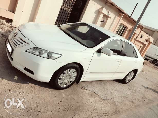 Camry GL Well Maintained 2007 الريان -  2
