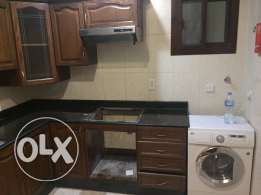 fully furnished 3 bhk flat in al Nasr