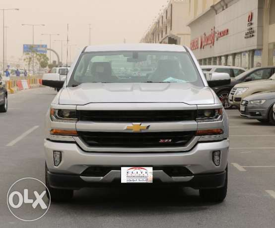 New Chevrolet Silverado Z71 - LT Model 2017