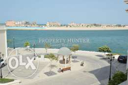 2 Bedroom Semi-furnished Chalet with Piazza and magnificent Sea view