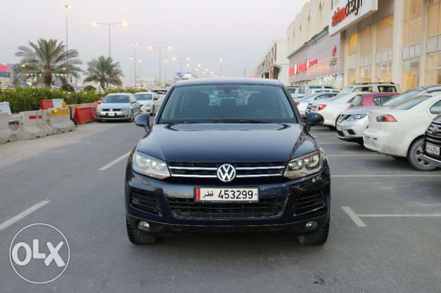 Used Volkswagen Touareg Model 2011