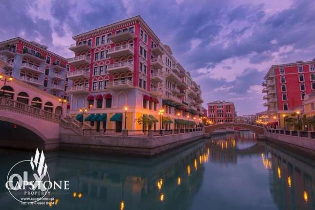 Splendid 3BR at The Pearl Qanat Quartier الؤلؤة -قطر -  2