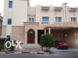 Vs8-For rent semi-furnished 5Bedroom villa in compound-AL WAAB