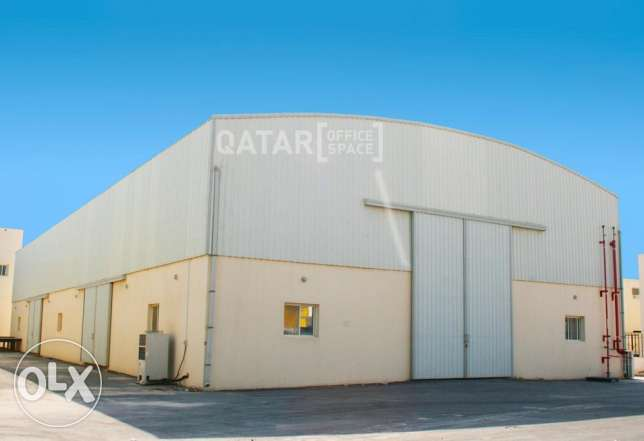 Many Warehouses for Rent in Doha Industrial Area