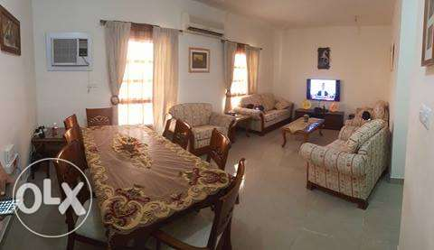 Spacious Un-Furnished 3 Bedroooms villa In gharafah