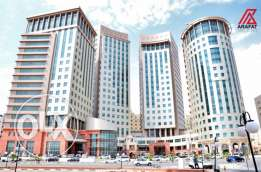 AFFORDABLE Price Offices with FULLY Furnished for RENT in AL SADD