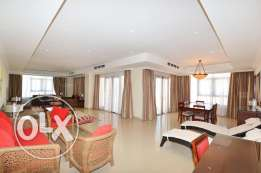 3+Maid's Room Penthouse For Rent at The Pearl