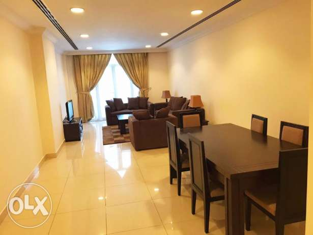 Fully/Furnished 2-Bedroom Apartment At -Bin Mahmoud-