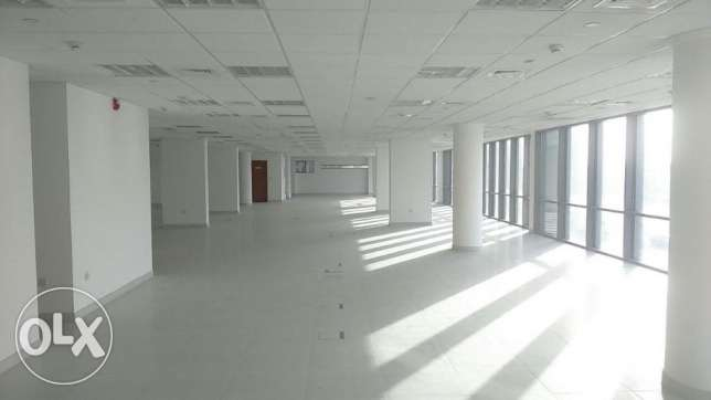 office Space 50, 100, TO 16000 SQ MTS partition