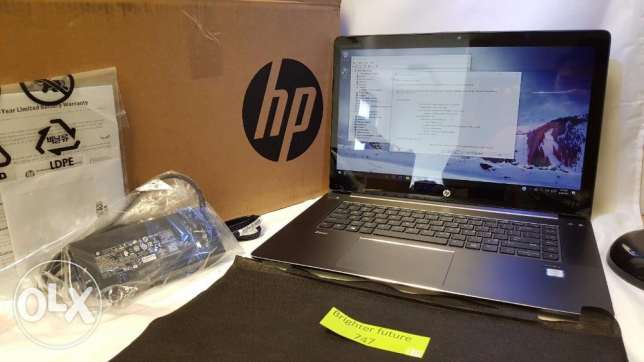 selling hp 15.6 zbook 15 g3 mobile workstation