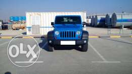 Jeep Wrangler 2011 (Registered 2012) - First Owner