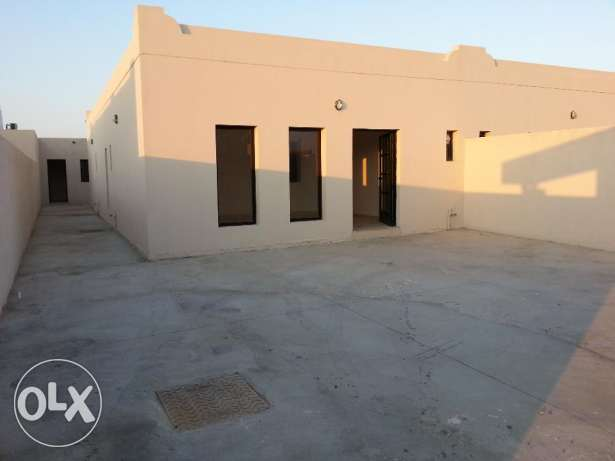 Independent villa for rent on theNorth Road al sakhama area