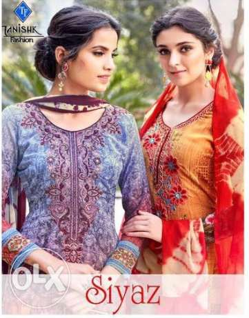 Siyaz-Wholesale-Georgette-long-Salwar-kameez