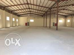 Warehouse with Rooms for rent - 1200 Sqmr (Brand new)