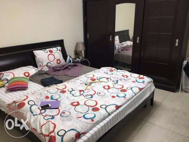 Fully Furnished 2 BHK_Old Airport For Family مطار الدوحة -  4