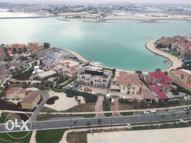Luxury Apartment at Porto arabia 3 BHK all attached Plus maid room.