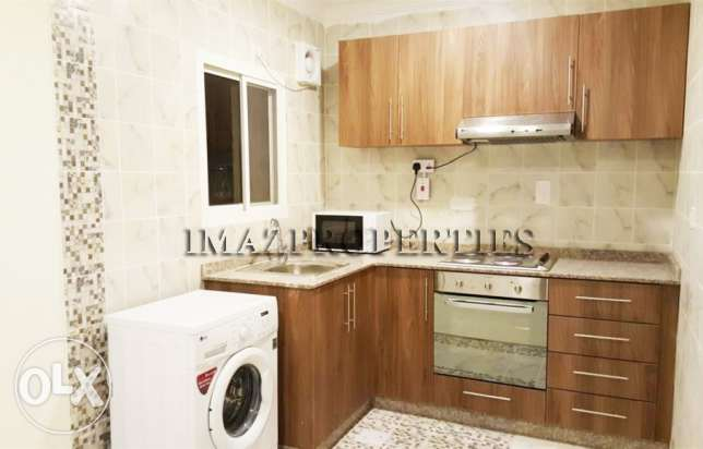 1BR-Unfurnished Apartment for Rent الوكرة -  3