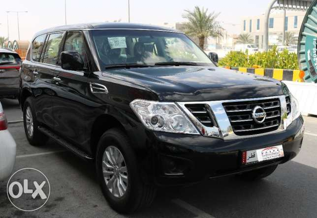 nissan patrol 2017 standred
